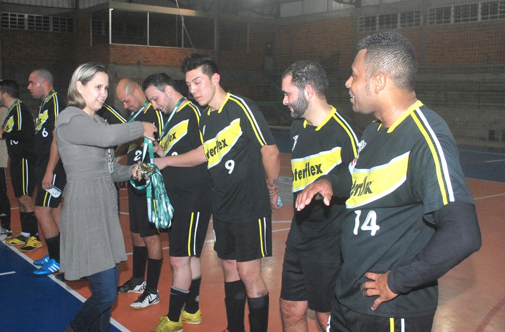 05d391c890 Coterflex campeã de futsal do Sesi Cachoeirinha - Bola em Jogo