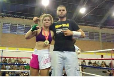 CT Master Fight conquista títulos para o muai thay de Gravataí