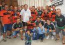 Bar Vila Nova campeão de Bocha do Vale do Paranhana