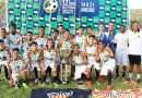 União campeão sub 13 da Copa Cidade Verde
