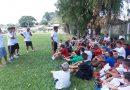 Iniciaram os treinamentos na Escolinha do Vila Nova/América