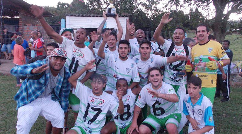 Gravataiense bicampeão do Torneio de Morungava