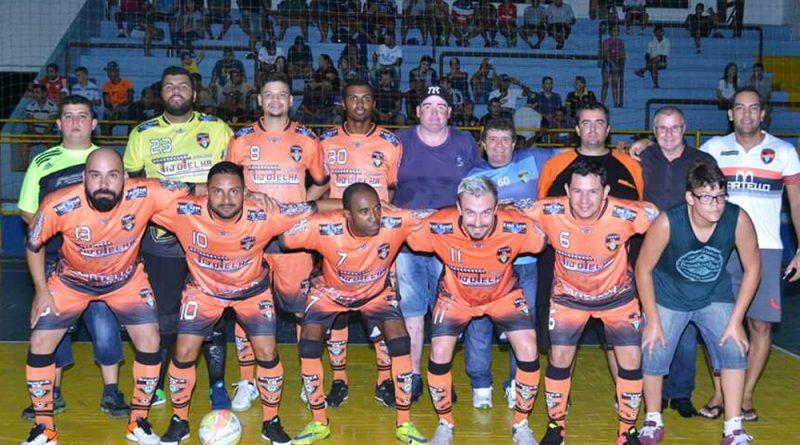 Segunda rodada do futsal de Cachoeirinha