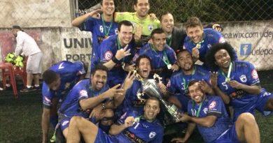 Cruzeiro campeão da Copa do Rei