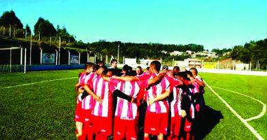 Equipes de Sábado à tarde contribuem para o futebol amador
