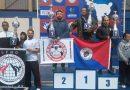 Centenas de atletas na Copa Gravataí de Taekwondo