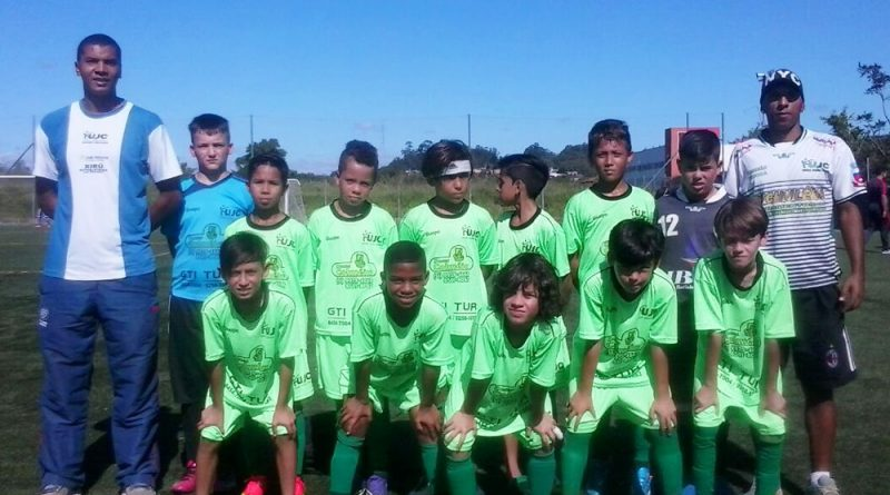 UJC campeão Sub 9 da Copa Deiks