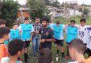 Jogos da Escolinha Vila Nova/América na Sulicamp
