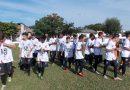 Escolinha do Vila Nova/América lidera a Sub 15