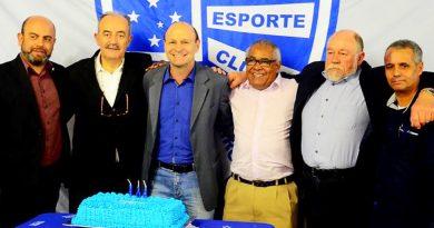 E C Cruzeiro 104 anos de Glorias