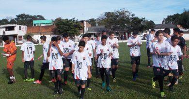 Vila Nova/América na 15ª Copa Sul Brasileira de futebol
