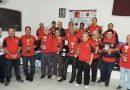 Premiação da Canastra de duplas de Sapucaia do Sul