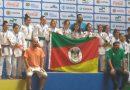 Natalia é Bronze na individual e campeã por equipe