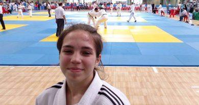 Natália Oliveira vence a Copa Caxias de Judô