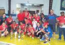 Ajax bicampeão de futsal de Cachoeirinha