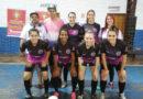 Final do Futsal feminino em Cachoeirinha