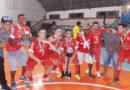 RL Futsal campeão da Série A de Gravataí
