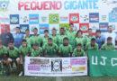 UJC perde a final para o Criciúma