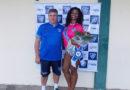 Raquel Sampaio é a Musa do EC Cruzeiro