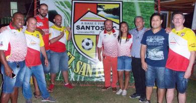 Parabéns Santos FC, 60 anos de existência