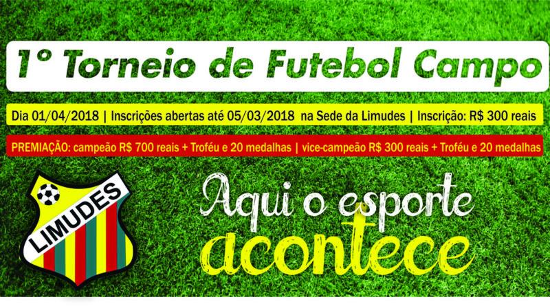 1º Torneio de Futebol da Limudes