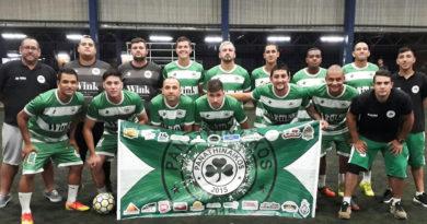 Panathinaikos na 2ª Copa Criare Sport de Fut 7