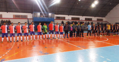 XXII Copa Aldeião de Futsal Municipal Série B