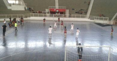 Ser Alvorada Futsal no Gigantinho