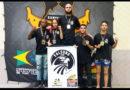 Adams Barros é campeão gaúcho de Muay Thai