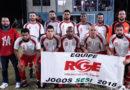 Vai iniciar a 2ª fase do Futebol Sete Livre do Sesi
