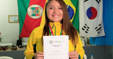 Debora Saionara busca apoio para competir em Cuiabá
