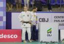 Natália Oliveira é tricampeã brasileira de Judô