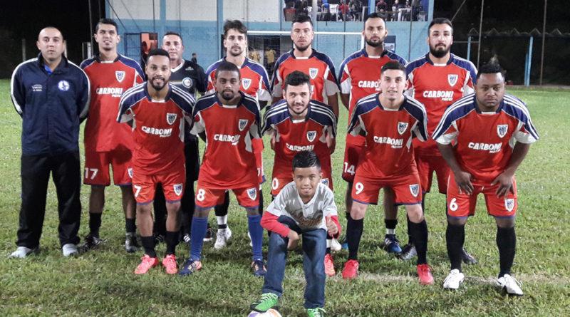 Futebol Sete Livre do Sesi nas quartas de finais