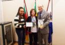 Natalia Oliveira recebe homenagem na Prefeitura
