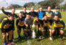 Os de Fé campeão da Super Copa em Glorinha
