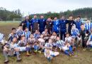 Cruzeiro campeão invicto em Taquari