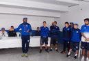 Cruzeiro apresenta seu grupo de atletas para a Copinha