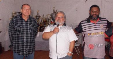 Elizeu reeleito presidente da Liga Gravataense de Futebol