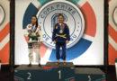 Natalia Oliveira campeã agora no Jiu Jitsu