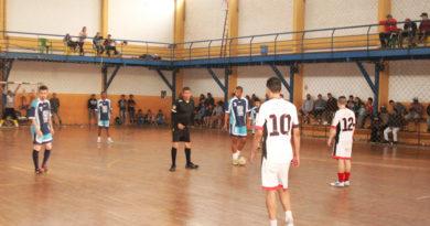 1ª Copa BS de futsal neste domingo no Bola 1000