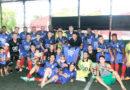 Atlético Cachoeirinha é campeão da Gold de Futebol Sete