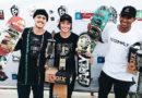 Ygor Picolino é terceiro no Brasileiro de Skate