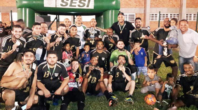 Inscrições abertas para futebol do Sesi