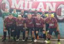 Milan campeão do torneio na Neópolis