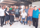 Reunião com os campeões do Cerâmica AC