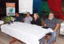 Reunião da Secretaria de Esporte e a Liga