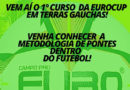 Vem aí o 1º Curso de futebol da Eurocup