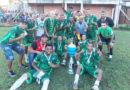 Palmeirinha campeão da 2ª Recopa Gravataiense