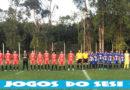 Campeonato interno de futebol Sete da Pirelli na Semifinal