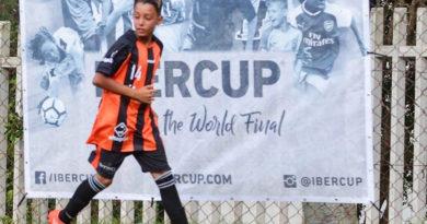 Taylor Henry, o TH 14, na Copa Sulamericana
